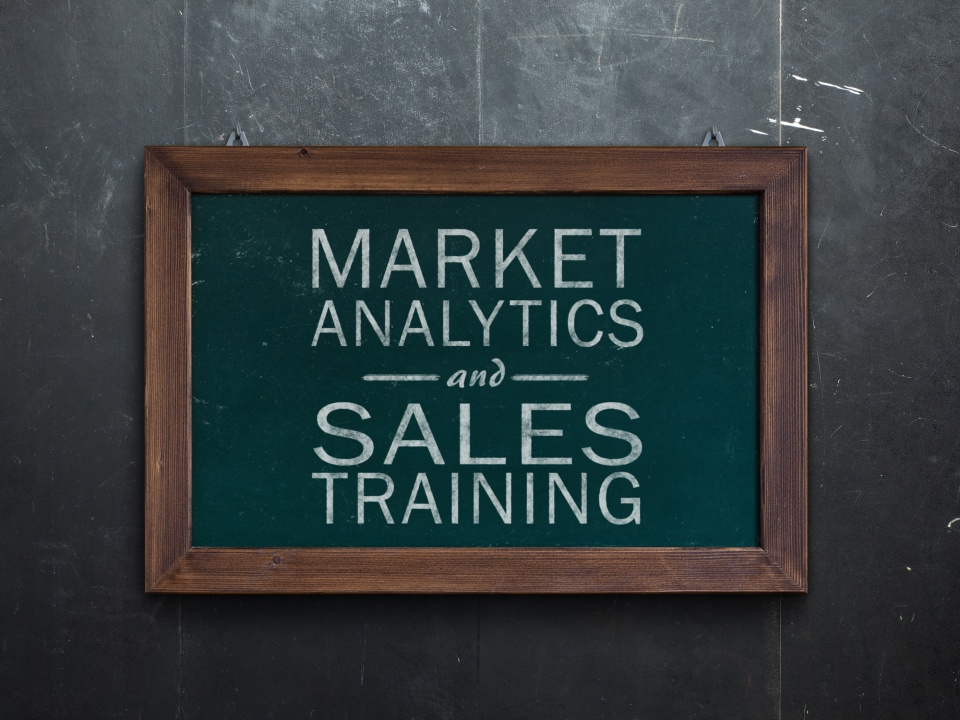 market analytics and sales training